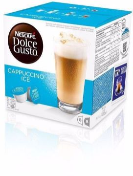 Picture of NESCAFE DLCGSTCAPUICE16CAP216G