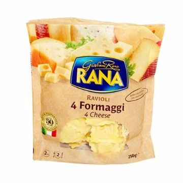 Picture of RANA RAVIOLI - 4 CHEESE 250GM