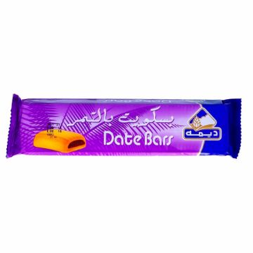 صورة DEEMAH DATE BARS 150GM