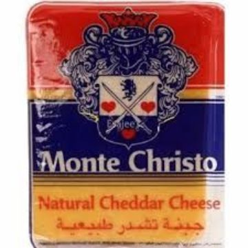 Picture of MONTECHRISTO CHEDDAR COL 400G