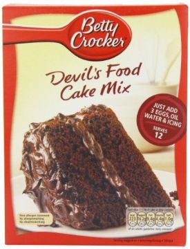 Picture of BTTY CRKR CAK MX DRK CHOC 500g