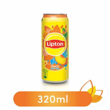 صورة LIPTON ICE TEA PEACH CAN 320ML