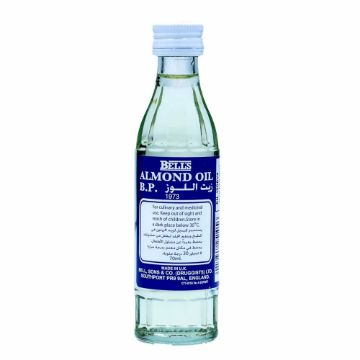 Picture of BELLS ALMOND OIL B.P. 70ML