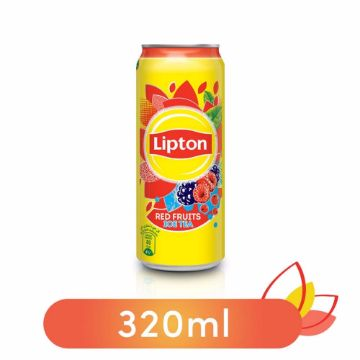 صورة LIPTON ICE TEA RED 320ML