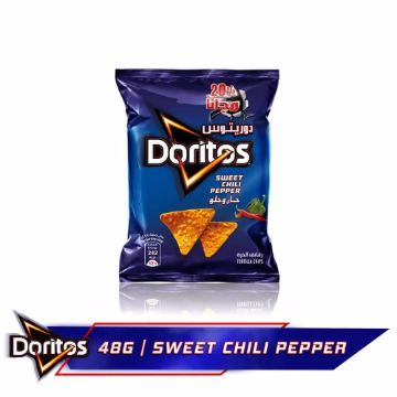 Picture of DORITOS SWEET CHILLI 40GM