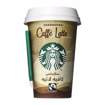 Picture of STARBUCKS SEATTLE LATTE 220ML