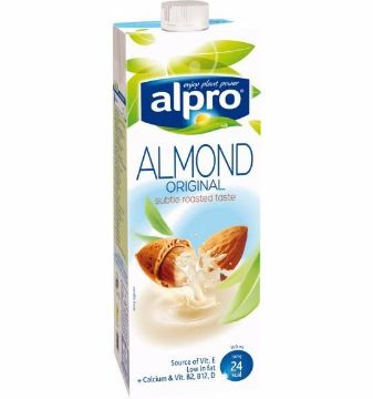 صورة ALPRO ALMOND  MILK 1L