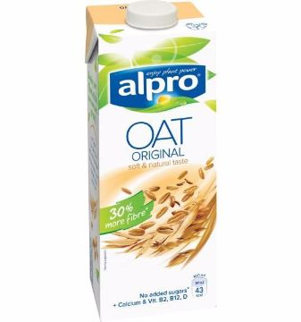 صورة ALPRO OAT MILK ORIGINAL 1L