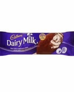 صورة CADBURY DAIRY MILK SWIRL100ML