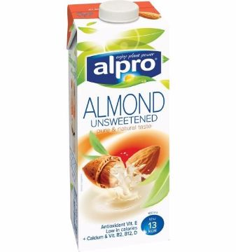 صورة ALPRO DRINK ALMOND UNSWTENED1L