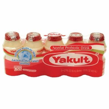 Picture of YAKULT NON-FAT PROBIOTIC5X80ML
