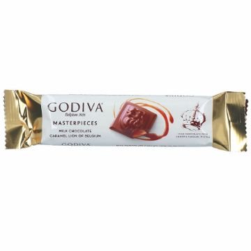 Picture of GODIVA BAR MILK CHOC CARAMEL 32G
