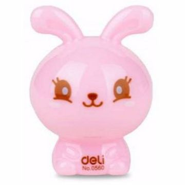 Picture of DELI Rabbit 1-hole Sharpener E0560