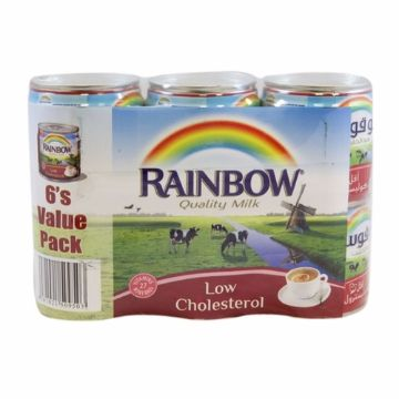 Picture of RAINBOW EVAP LOW CH 6X160ML