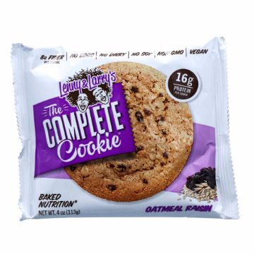 Picture of LENNY-LARRY OATMEAL RAISIN COOKIS113GM