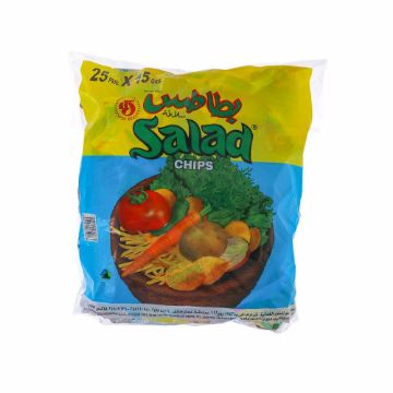 صورة SALAD CHIPS 24X15GM
