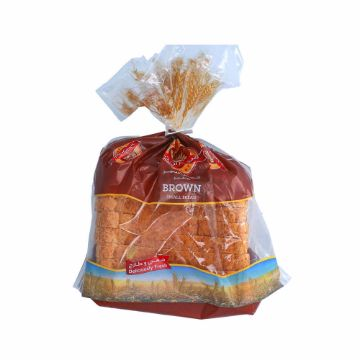 Picture of AL JADEED BROWN BREAD SMAL275G