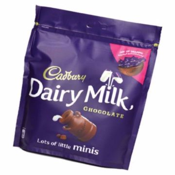 صورة CADBURY DM  DOY BAG 2X204GM