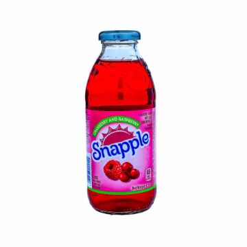 Picture of SNAPPLE CRANBRY RAPSBERY 473ML