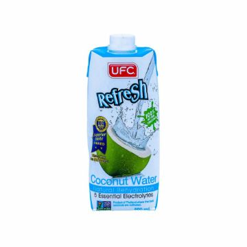 Picture of UFC REFRESH COCONUT WATER 500ML