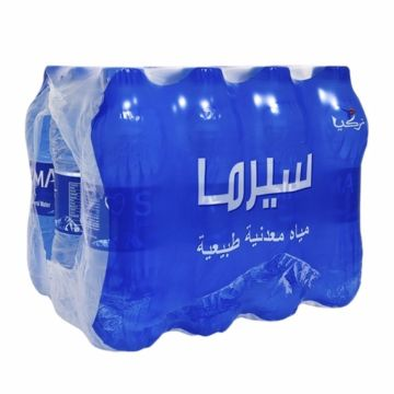 Picture of SIRMA NAT SPRING WATER 12X.5LT