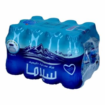 صورة SIRMA NATURAL WATER 12X200ML