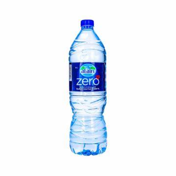 Picture of AL AIN WATER ZERO 1.5L