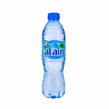 صورة AL AIN WATER 500ML BOTTLE