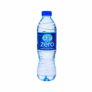 صورة AL AIN WATER ZERO 500ML