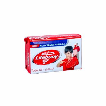Picture of LIFEBUOY SOAP TOTAL10 160G