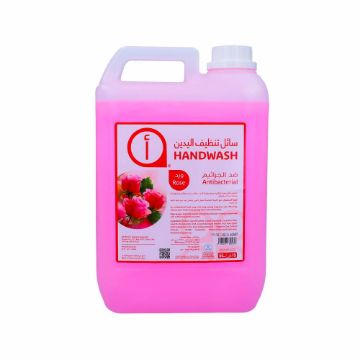 Picture of ASWAAQ HANDWASH ROSE 5LTR