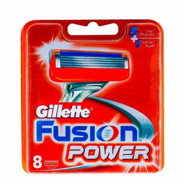 Picture of GILLETTE FUSION POWER CRT 8