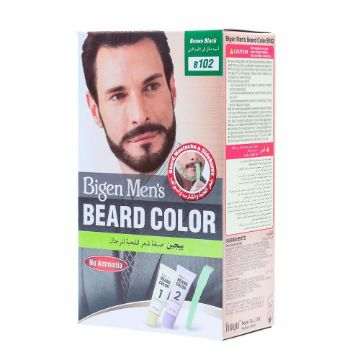 Picture of BIGEN MENS BEARD COLOR BROWN
