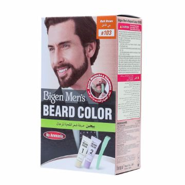 Picture of BIGEN MENS BEARD COLOUR-B103