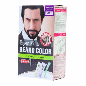 Picture of BIGEN MENS BEARD COLOUR -B101
