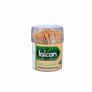 Picture of FALCON BAMBOO TOOTH PICK 500's