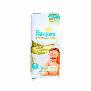 Picture of PAMPERS PRMUM CAR SIZE4 VP 54S
