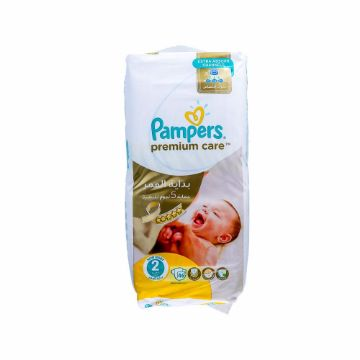 صورة PAMPERS PRMUM CAR SIZE2 NB 46S
