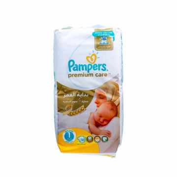 صورة PAMPERS PRMUM CAR SIZE1 NB 50S