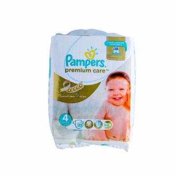 صورة PAMPERS PRMUM CAR SIZE4 CP 23S