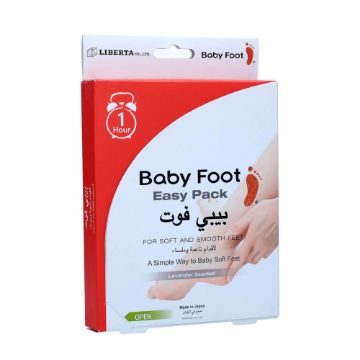 Picture of BABY FOOT EASY PK 1HR.TREATMNT