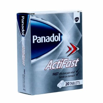 Picture of PANADOL ACTIFAST 20's