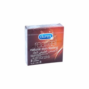 Picture of DUREX REAL FEEL 3┬S