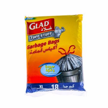 Picture of GLAD GARBAG BAG XLRGDSTRNG170L