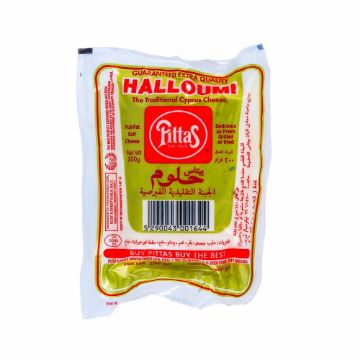 Picture of PITTAS HALLOUMI CHEESE 200G