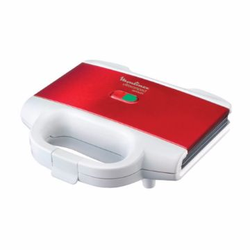 Picture of MOULINEX SANDWICH MAKER RED- 700W