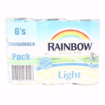 Picture of RAINBOW EVAP LIGHT 6X160ML