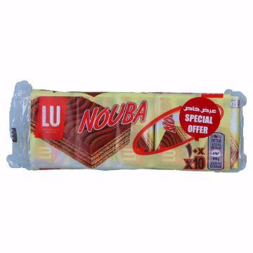 Picture of LU NOUBA BISCUIT 10X17.5GM