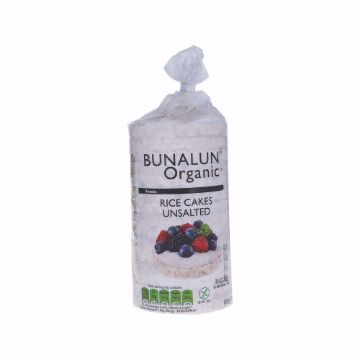 Picture of BUNALUN UNSALTED RICE CAKE100G