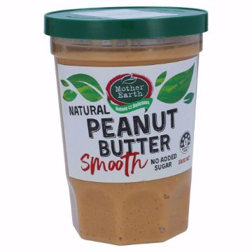 Picture of MOTHER E PEANUT BUTTER NAT380G